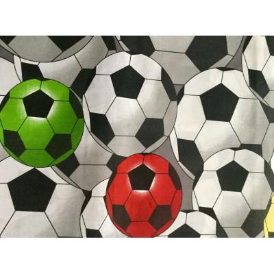 Bawełna  Piłka nożna Piłki kolorowe 028
