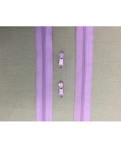 Taśma suwakowa fiolet 3 mm