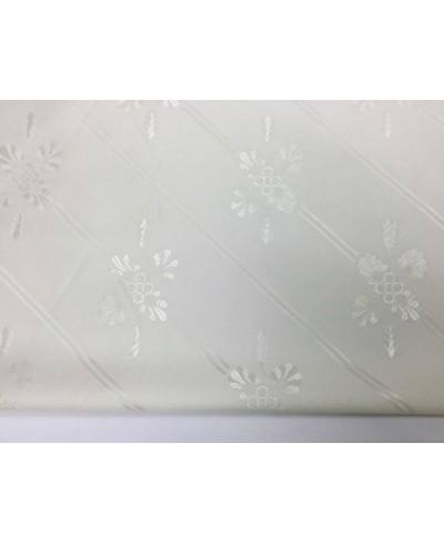 Tkanina obrusowa 160 cm,plamoodporna ecru