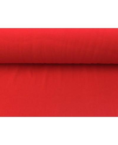 Jersey czerwony bawełna 100%