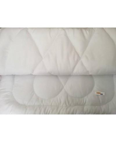 Kołdra  dziecęca 120 x 85 + poduszka-biała