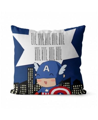 Panel poduszkowy tab.dzielenia 40 x 40 Kapitan Ameryka