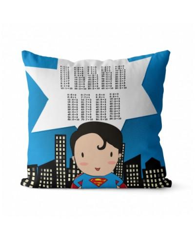 Panel poduszkowy tab.dzielenia 40 x 40 Supermen