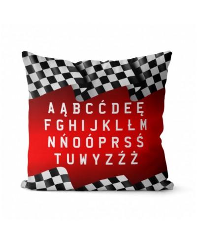 Panel poduszkowy alfabet 30 x 30