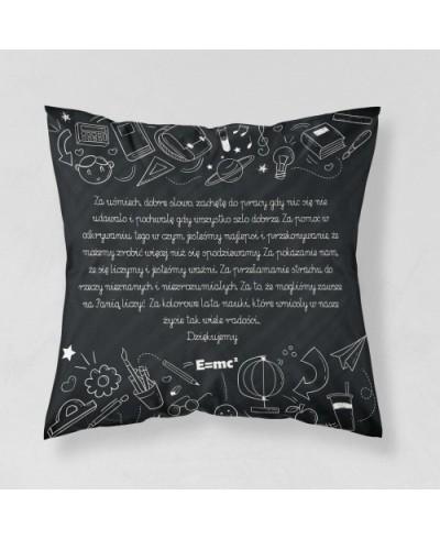 Panel poduszkowy Pani Nauczycielka 29x29