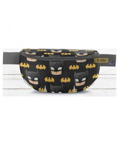 """Panel Na Nerkę Batman Na Czarnym """"L""""_016 -N 741"""