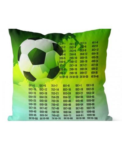 Panel Edukacyjny _35 Tabliczka Mnożenia Piłka nożna