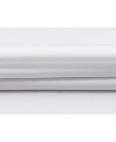 Tkanina bawełniana pościelowa 220 cm biała 1574