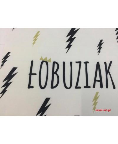 Panel poduszkowy Łobuziak 50 x 40