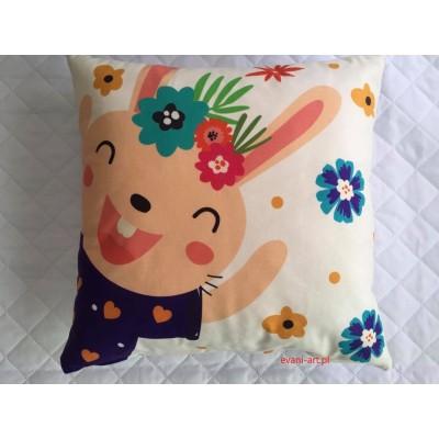 Poduszka dekoracyjna  z nadrukiem dla Dziecka