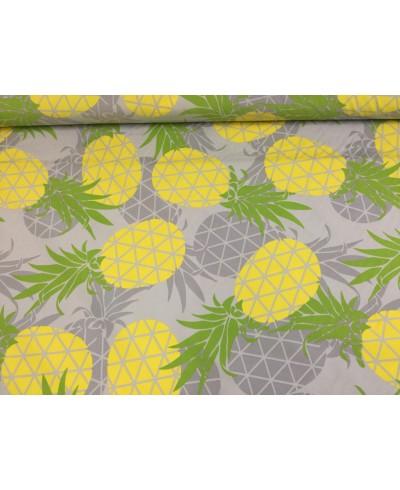 Tkanina wodoodporna-Ananas